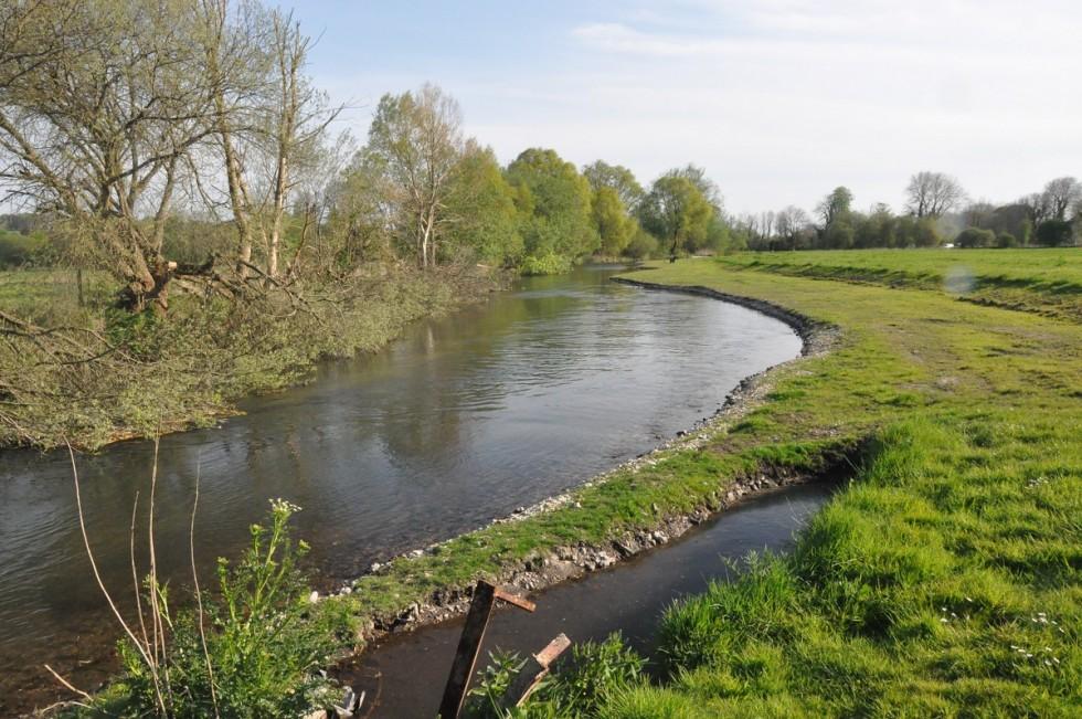 chalk stream restoration