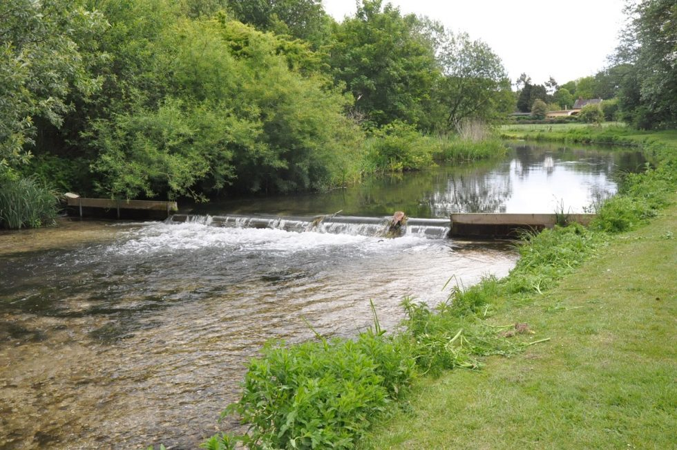 Old Station Weir 129